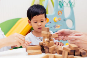 child care at home